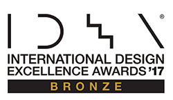 IDEA award logo.