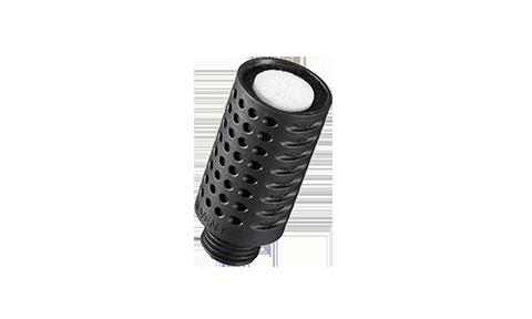 Silvent pneumatic muffler sis-05